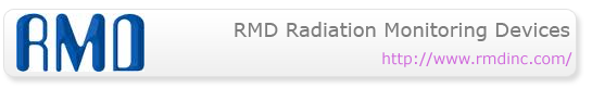 RMD Radiaition Monitorıng Devices